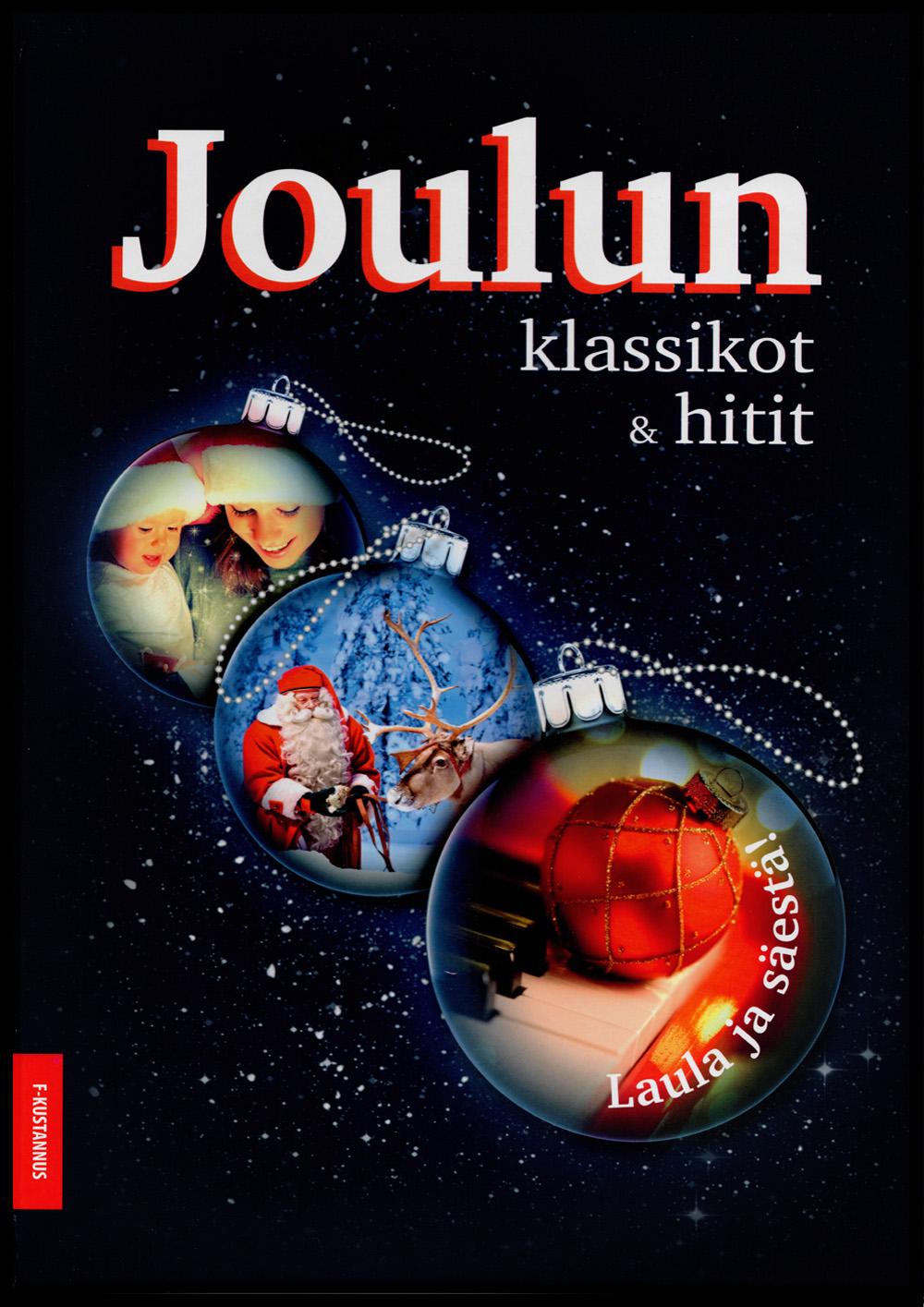 Joulun Klassikot ja Hitit Vapaa säestys