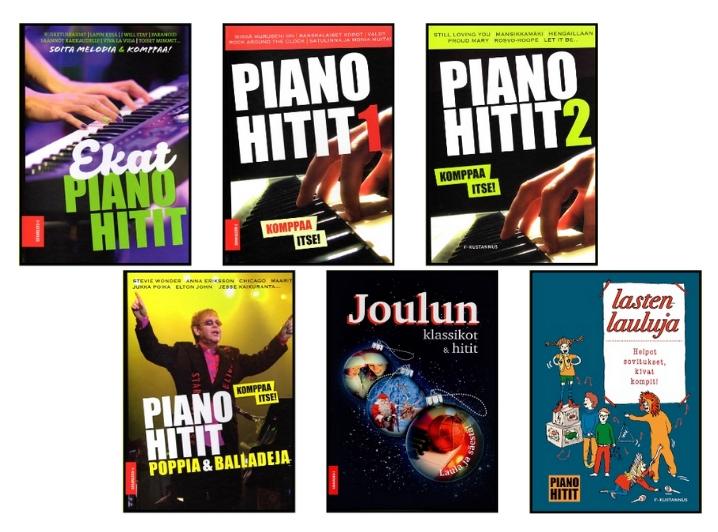 pianohitit